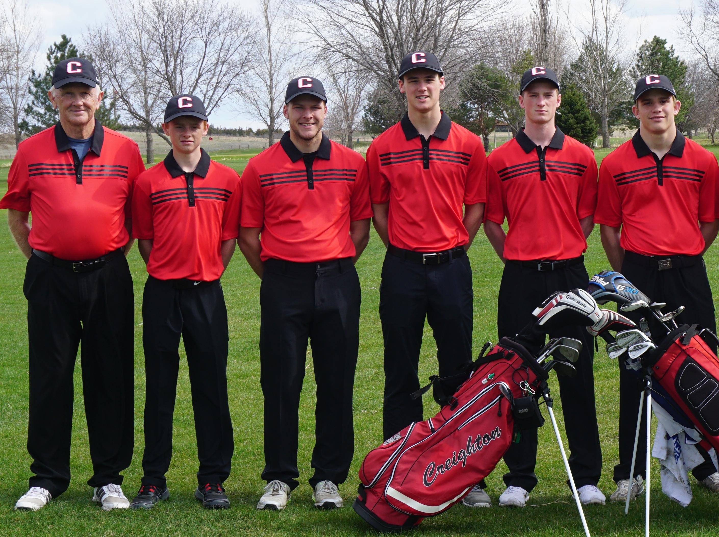 Creighton Community Public Schools - Creighton Golf Team